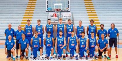 L'ITALIA UNDER 20 CHIUDE AL QUINTO POSTO