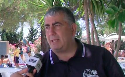 ALTALIA PRACTICE CAMP,INTERVISTA AL COACH IRACA'