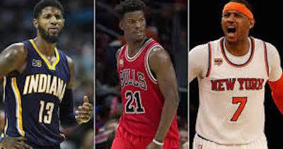 NBA:IL MERCATO DEI COLPI MANCATI