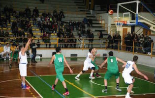 LA SERIE D SI DIVIDE IN DUE GIRONI