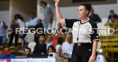 MOMENTO IMPORTANTE:ROSA ANNA NOCERA HA ESORDITO IN B