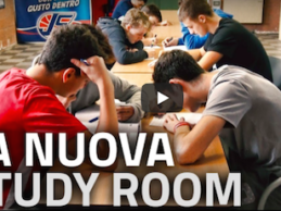 JUNIOR CASALE, NASCE LA STUDY ROOM