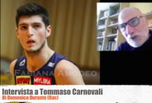 DOMENICO DURANTE INTERVISTA TOMMASO CARNOVALI