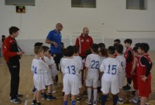 Minibasket: Raduno Scoiattoli & Libellule (2009-11) al Palamaiata di Vibo Valentia