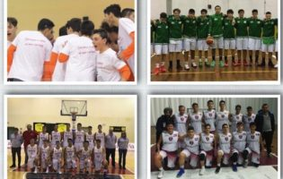 IL PALACUS OSPITERA' LE FINAL FOUR UNDER 16