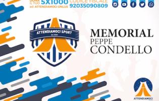 MEMORIAL PEPPE CONDELLO:EMOZIONI E CANESTRI