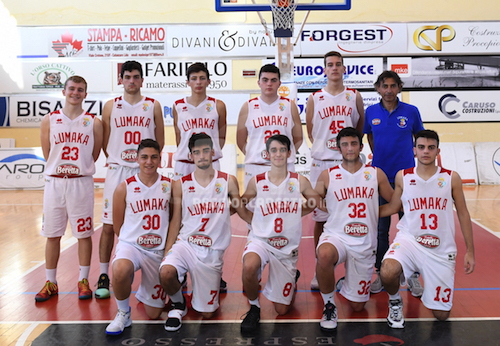 LA LUMAKA VOLA IN FINALE REGIONALE UNDER 18