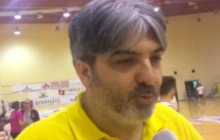 """COACH CERONI:""""VOGLIAMO IL TRIPLETE"""""""