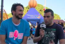 IONICUP ARENA 2018: I SORRISI DI PATRICK BALDASSARRE