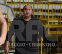 COACH DAMIANO RAGUSA ALLENATORE DELLA SETTIMANA RAC