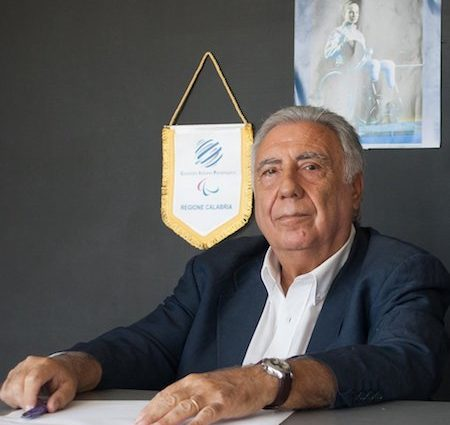 TITO MESSINEO, UN CUORE VIOLA PREMIATO CON LA STELLA D'ORO DEL CONI