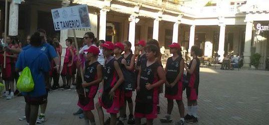 JAMBOREE: CANESTRI E SORRISI PER QUATTRO GIOVANI ATLETI DI CALABRIA