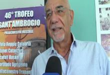 CESARE SANT'AMBROGIO PRESENTA LA 46 EDIZIONE DEL TROFEO