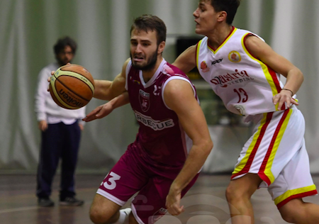 L'MVP RAC DI GIORNATA E' MARKO BAKULA