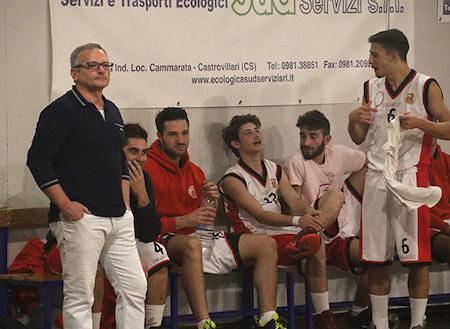 L'ARCO CONAD VINCE ALL'OVERTIME A REGGIO CALABRIA