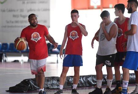 Next Generation Basketball Camp:Le fotografie