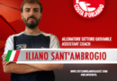 ILIANO SANT'AMBROGIO CONFERMATISSIMO ALLA COSTA D'ORLANDO