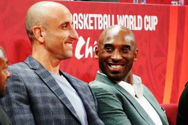 """KOBE:""""SENZA MANU AVREI VINTO DIECI ANELLI NBA"""""""