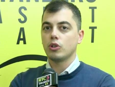 TERZA VITTORIA PER I GIALLO-ROSSI,PARLA COACH DI MARTINO