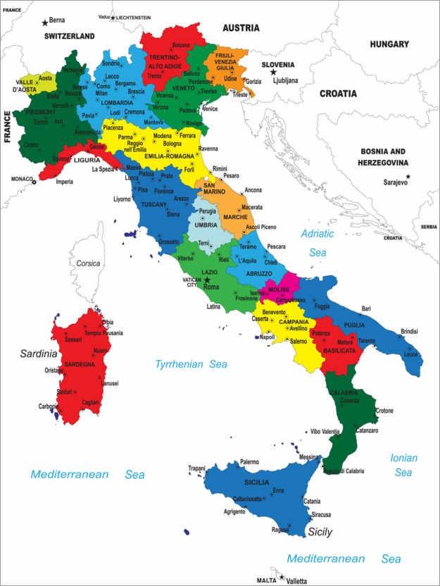 ALLA FACCIA DEL COVID: ATLANTE STRAVOLTO, LA SICILIA CON LOMBARDIA ED  EMILIA – Reggio a Canestro