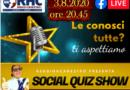 RAC SOCIAL QUIZ SHOW
