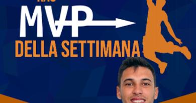AGUSTIN FABI E' L'MVP RAC DELLA SETTIMANA