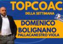 IL TOP COACH DELLA SETTIMANA E' DOMENICO BOLIGNANO