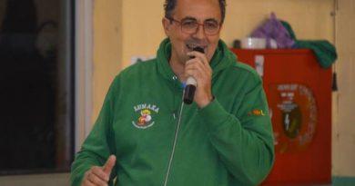 """LUCIO LAGANA':""""VOLEVAMO FORTEMENTE ESSERE QUI"""""""
