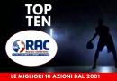 LA TOP TEN RAC DELLA SETTIMANA